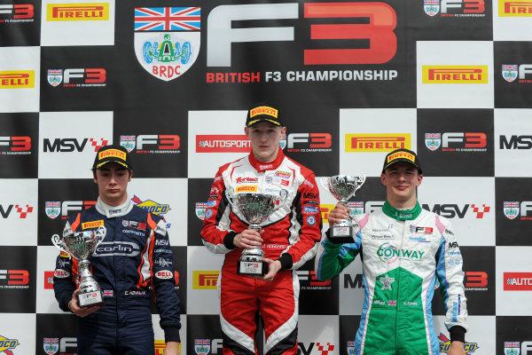 Snetterton Circuit, Norfolk, England