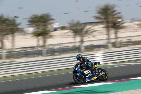 Celestino Vietti, Moto2, Qatar MotoGP, 26 March 2021