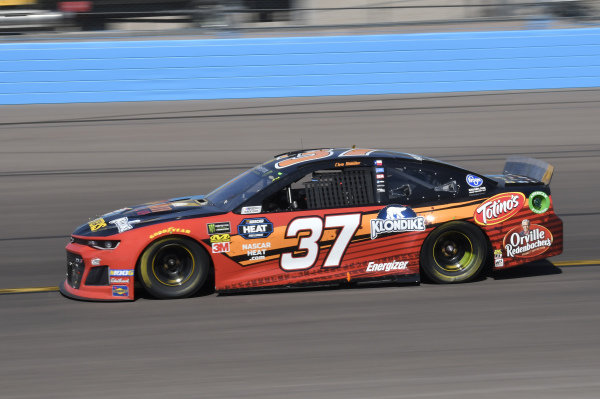 #37: Chris Buescher, JTG Daugherty Racing, Chevrolet Camaro Kroger Flavor Fill Up