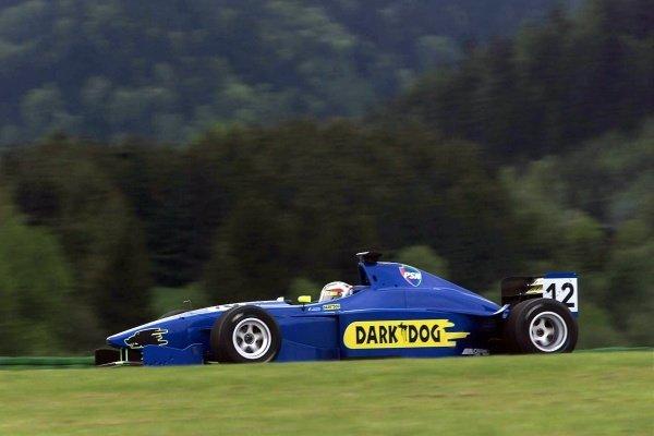 Gabrielle Varano (ITA) F3000 Prost Junior TeamF3000 Qualifying, A1-Ring 11 May 2001DIGITAL IMAGE