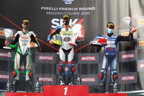 Jeffrey Buis, MTM Kawasaki Motoport, Marc Garcia, 2R Racing, Hugo de Cancellis, Team TRASIMENO.