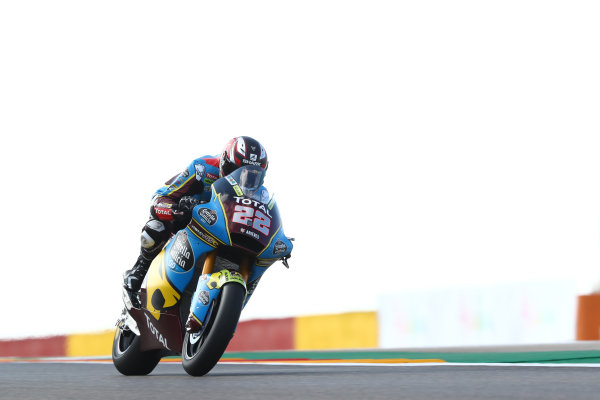 Sam Lowes, Marc VDS Racing.