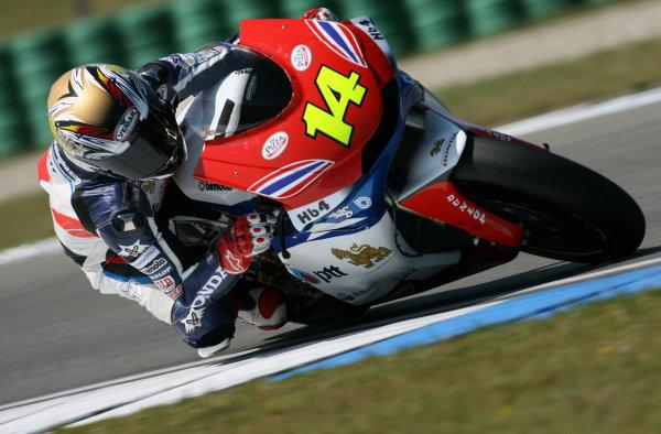 Holland Assen 24-26 JuneRatthapark Wilairot Thai Honda PTT Singha SAG Bimota Moto2
