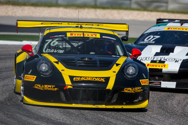 4-6 March, 2016, Austin, Texas USA #76 Porsche, Andrew Davis ?2016, Brian Cleary LAT Photo USA