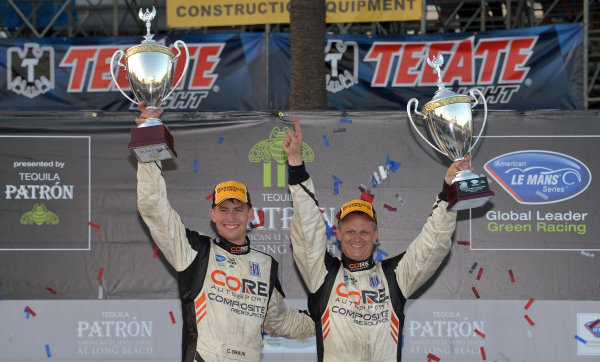 19-20 April, 2013, Long Beach, California.#05 Core Autosports LMPC class winners ©2013 Dan R. Boyd LAT Photo USA