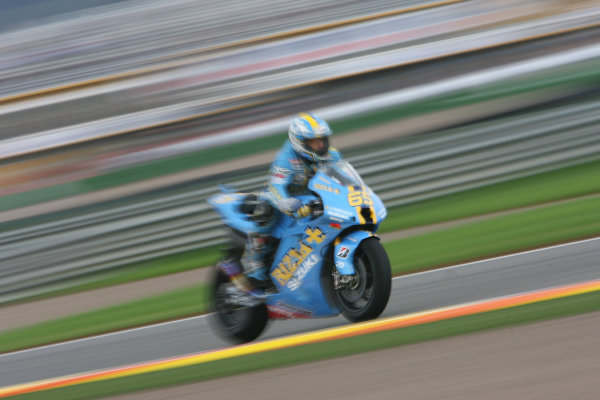Ricardo Tormo Circuit, Valencia, Spain.