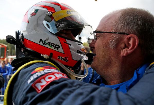 2014 GP2 Series Round 8. Spa-Francorchamps, Spa, Belgium. Sunday 24 August 2014. Felipe Nasr (BRA, Carlin)  Photo: Jed Leicester/GP2 Series Media Service. ref: Digital Image _JED9133