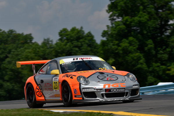 26-29 June, 2014, Watkins Glen, New York USA 23, Fred Kaimer, Gold, M, 2013 Porsche,  ?2014 Scott R LePage LAT Photo USA