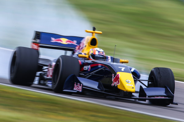 NURBURG (GER) JUL 11-13 2014 - World series by Renault 2014 at the Nurburgring. Pierre Gasly #7 Arden Motorsport. Action. © 2014 Diederik van der Laan  / Dutch Photo Agency / LAT Photographic