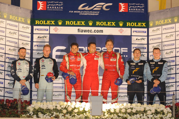 Bahrain, 27th-29th September 2012,
