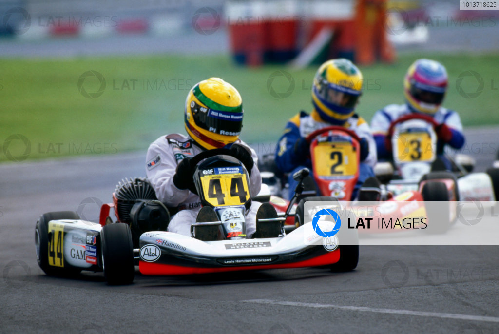 1999 Italian Open Karting Chmpionship.