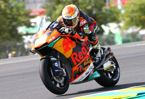 2017 Moto2 Championship - Round 5 Le Mans, France Friday 19 May 2017 Ricard Cardus, Red Bull KTM Ajo World Copyright: Gold & Goose Photography/LAT Images ref: Digital Image 670542