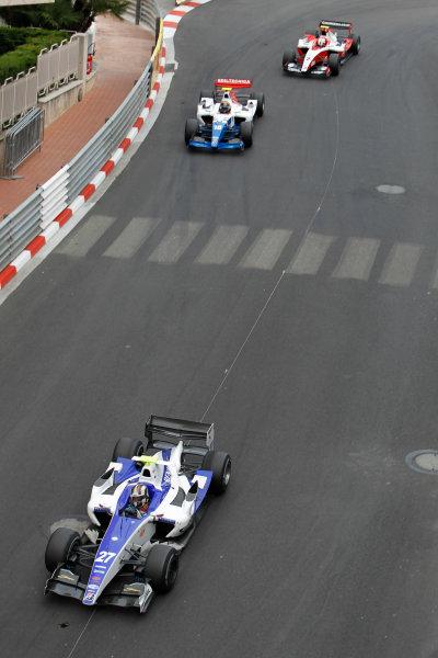 Monte Carlo, Monaco. 15th May 2010. Saturday Race.Giacomo Ricci (ITA, DPR). Action. Photo: Glenn Dunbar/GP2 Media Service.Ref: _G7C0765 jpg