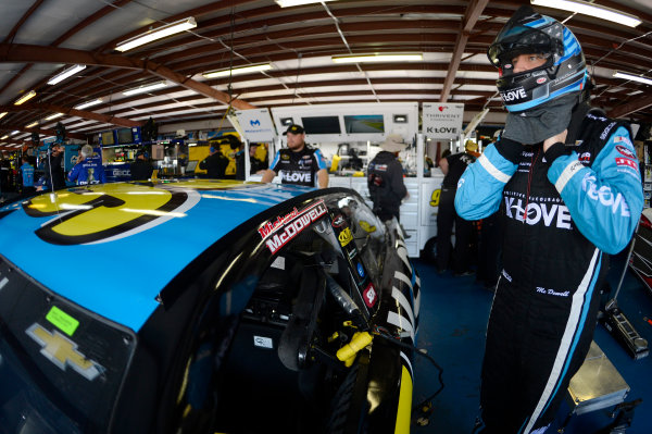 21-23 October, 2016, Talladega, Alabama USA Michael McDowell, Leavine Family Racing ?2016, John Harrelson / LAT Photo USA