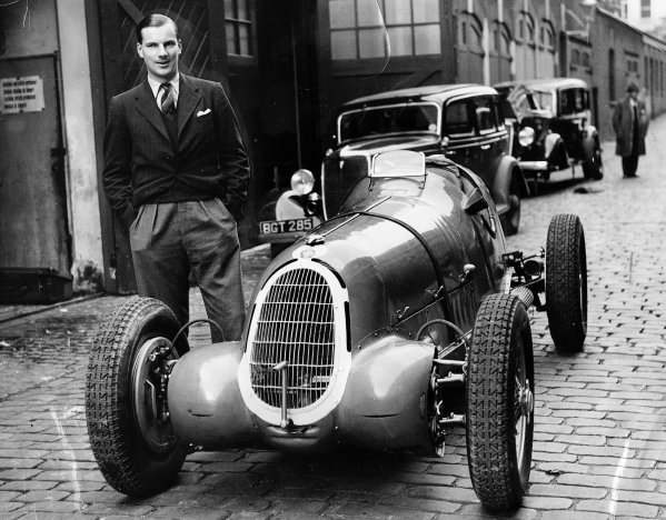 Donington Park, Great Britain.