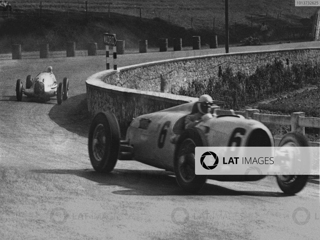 1935 Spanish Grand Prix.