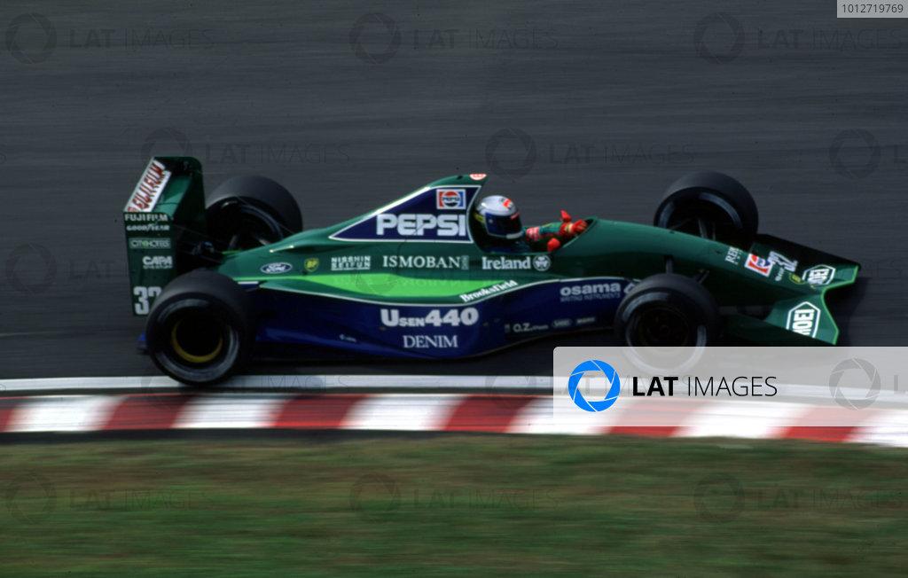 1991 Japanese Grand Prix.