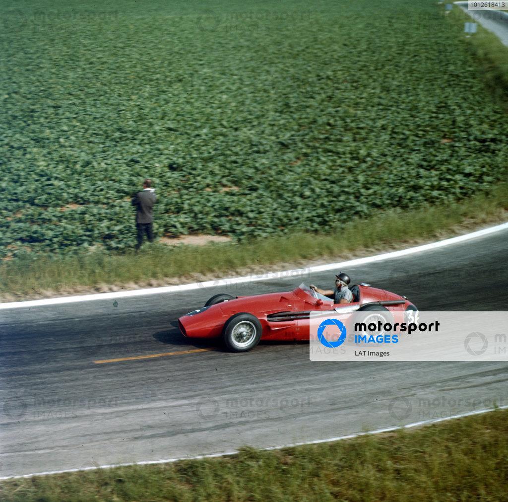 1958 French Grand Prix.