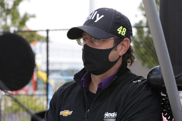#48: Alex Bowman, Hendrick Motorsports, Chevrolet Camaro Ally Crew Members