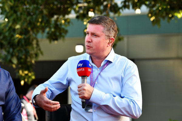 David Croft, Sky TV