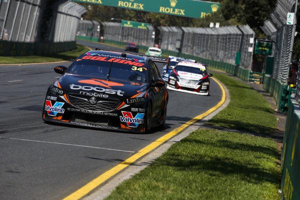 James Golding, Garry Rodgers Motorsport, Holden