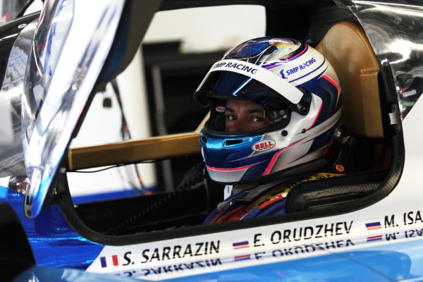 #17 SMP Racing BR Engineering BR1: Stephane Sarrazin