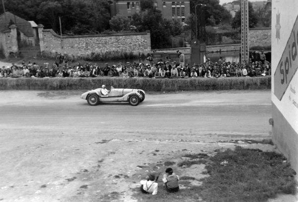 René Dreyfus, Talbot T150C.