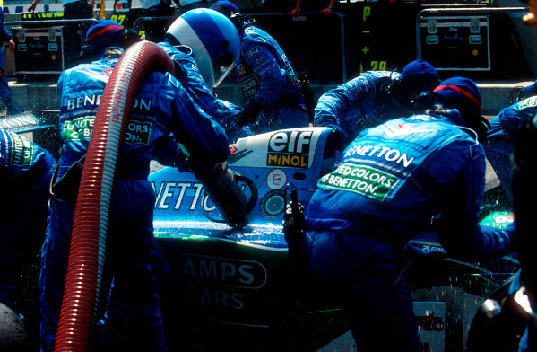 1994 German Grand Prix.