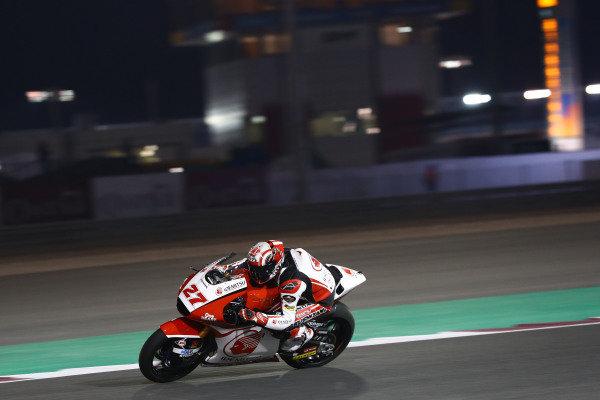 Andi Farid Izdihar, Honda Team Asia.