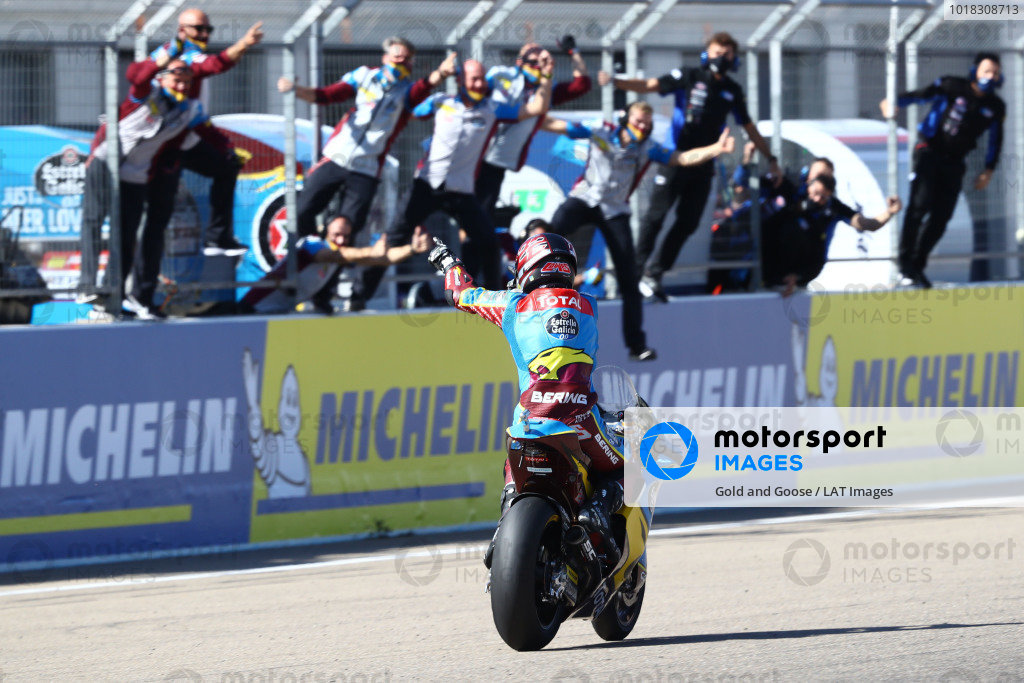 Sam Lowes, Marc VDS Racing .
