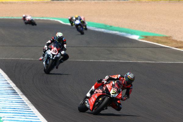Chaz Davies, Aruba.it Racing-Ducati Team, Jordi Torres, Team Pedercini