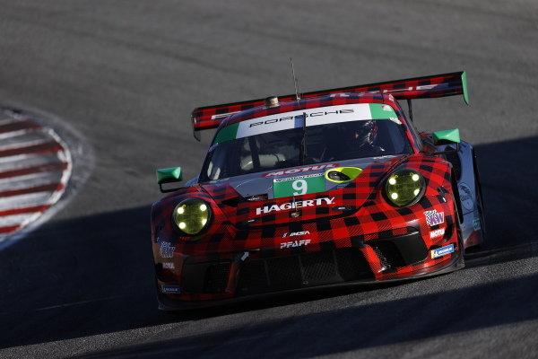 #9: Pfaff Motorsports Porsche 911 GT3R, GTD: Zacharie Robichon, Laurens Vanthoor