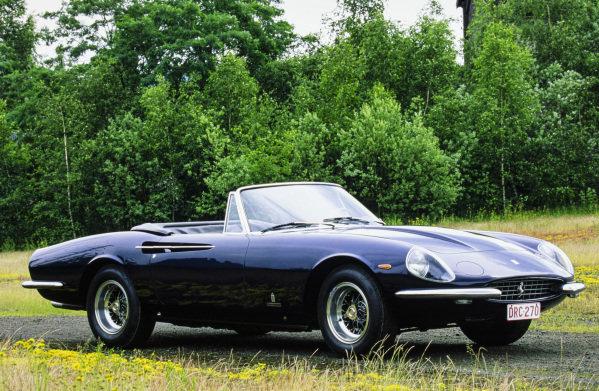 Ferrari 365 California, 1966
