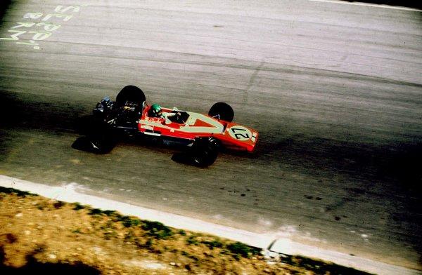 1971 Italian Grand Prix.Monza, Italy.3-5 September 1971.Silvio Moser (Bellasi F170 Ford).World Copyright - LAT Photographic