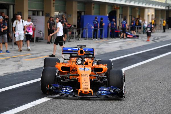 Carlos Sainz Jr, McLaren MCL33
