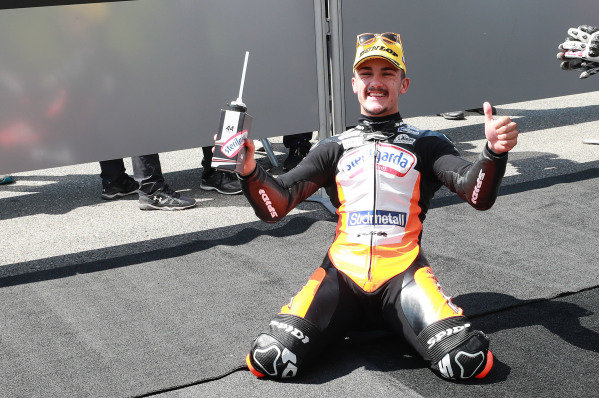 Race winner Aron Canet, Max Racing