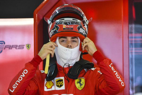 Charles Leclerc, Ferrari