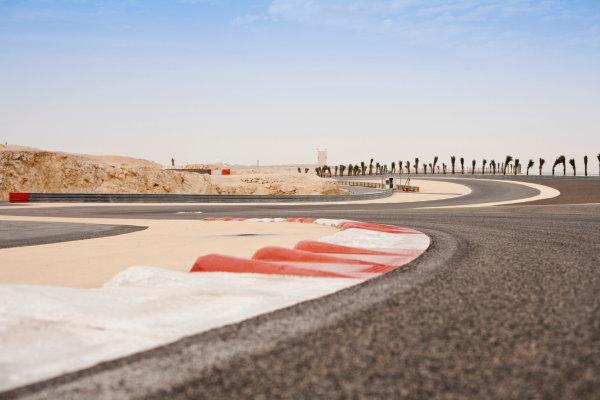 Bahrain International Circuit, Sakhir, Bahrain.24th February 2010.The new F1 Grand Prix track layout.World Copyright: Drew Gibson/LAT Photographic ref: Digital Image _Y2Z0560