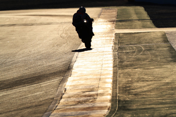 2017 MotoGP Championship - Valencia test, Spain. Tuesday 14 November 2017 Dani Pedrosa, Repsol Honda Team World Copyright: Gold and Goose / LAT Images ref: Digital Image 706889