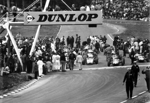1965 United States Grand Prix.