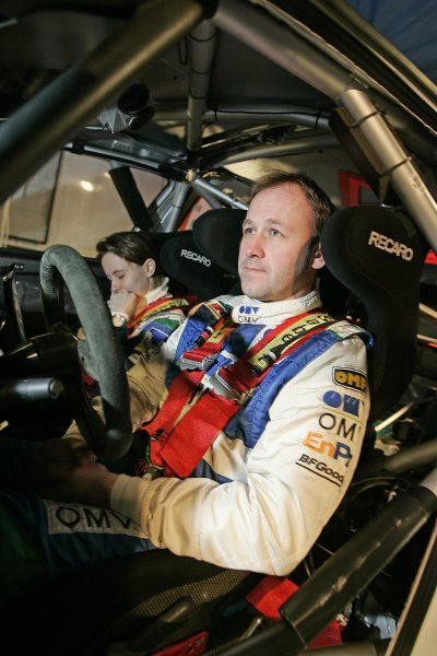 2007 FIA World Rally ChampionshipRound 1Rallye Monte Carlo18th-21st January 2007Manfred Stohl, Citroen, Portrait.Worldwide Copyright: McKlein/LAT