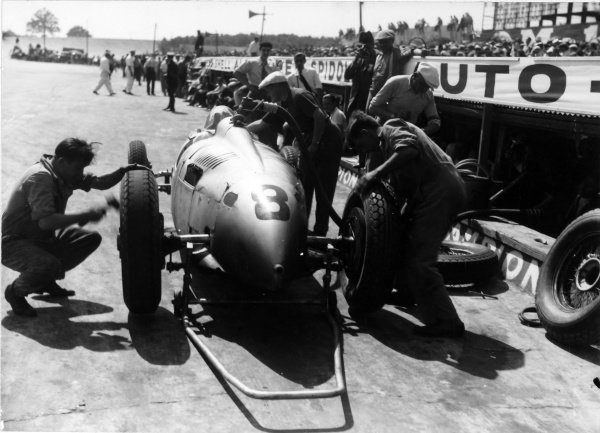 1935 French Grand Prix.