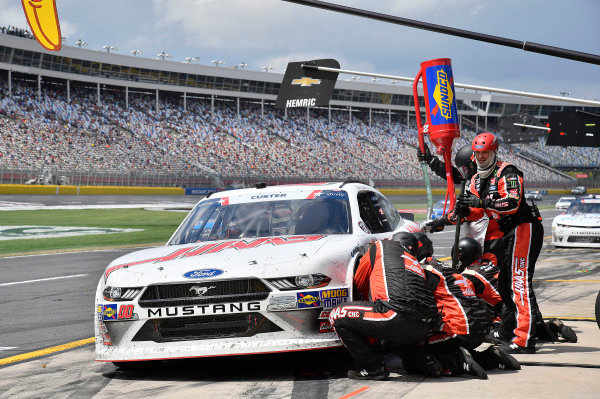 #00: Cole Custer, Stewart-Haas Racing, Ford Mustang Haas Automation/
