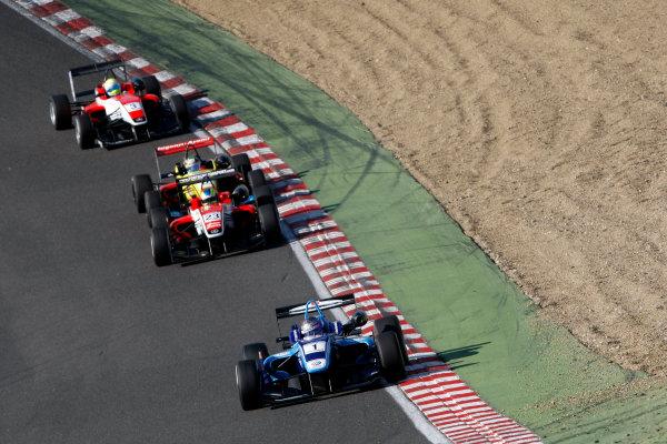 2013 British Formula 3 International Series, Brands Hatch, Kent. 9th - 11th August 2013. Nicolas Latifi (CDN) Carlin Dallara Volkswagen. World Copyright: Ebrey / LAT Photographic.