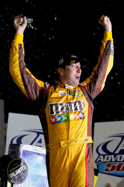 30 August - 1 September 2013, Hampton, Georgia, USA Kyle Busch, M&M's Toyota Camry ©2013, Matthew T. Thacker LAT Photo USA