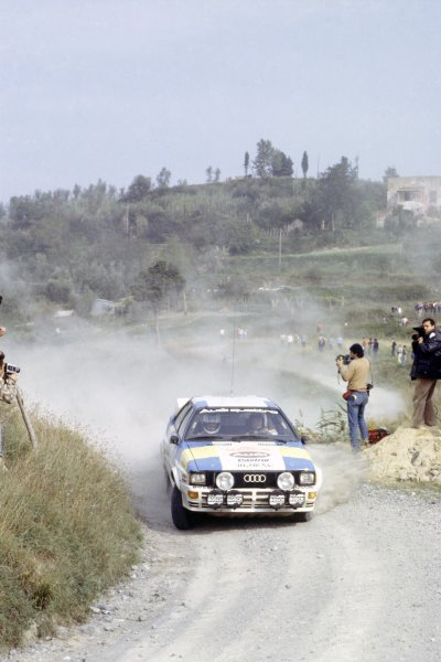 1982 World Rally Championship.