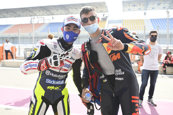Adrian Fernandez, Max Racing Team, Raul Fernandez, Moto2.