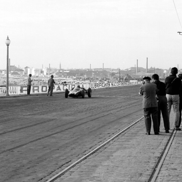 1960 Portuguese Grand Prix.