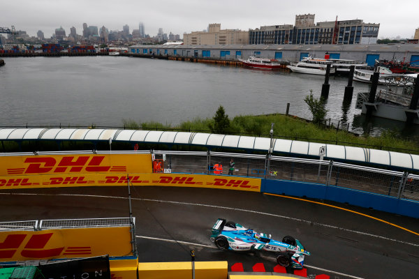 2016/2017 FIA Formula E Championship. Round 9 - New York City ePrix, Brooklyn, New York, USA. Friday 14 July 2017. Antonio Felix da Costa (PRT), Amlin Andretti, Spark-Andretti, ATEC-02. Photo: Sam Bloxham/LAT/Formula E ref: Digital Image _W6I1679