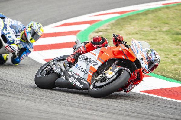 Motogp Ducati Team Photos Circuit De Barcelona Catalunya 2018